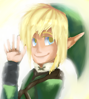 Link - Mouse Challange by ChaoticCookiez
