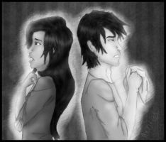 Separated by lumen-a