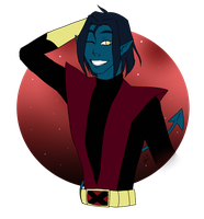 +Nightcrawler+ by Spooksthetic