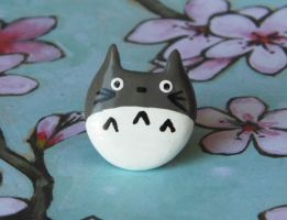 My Neighbor Totoro Ring by CharmingLittleFox
