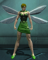 Tinkerbell (DC Universe Online) by Macgyver75
