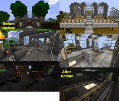 Highland Station Updated by CrazyRonn