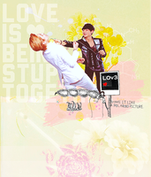 Love is being stupid together by TrangW