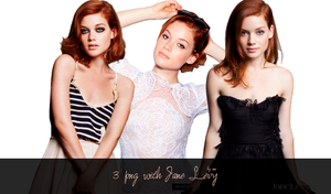 3 png with jane levy by nothingmiss15