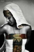 Ethiopian Cultural Dress by ownway2008