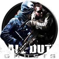 Call OF Duty- Ghost by RajivCR7