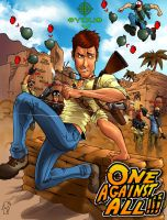 Uncharted 3 - One Against All by Spidertof