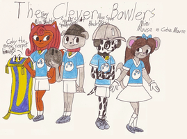 The Clever Bowlers by Magic-Kristina-KW
