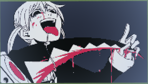 Soul Eater Maka Albarn 8bit minecraft Light by 8bitXminecraft