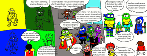 TMNT- Turtle Soup's On Page 27 (Finale) by LuciferTheShort