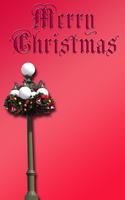 Christmas Card by WDWParksGal-Stock