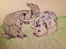 .::AT::. Kyohi an Nadie by ArtisticMusicWolves