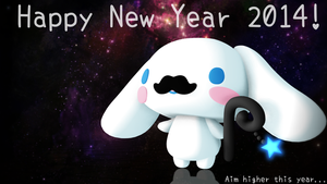 .: Happy New Year 2014 :. by IchiLewis