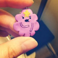 LSP Adventure Time charm by RICKYsneeze
