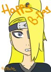 Happy b-day Deidara! by NeKoYaOiGiRl