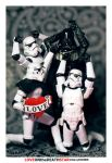Love on the Death Star by dkj1974