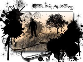 Feeling Alone by gr8najam