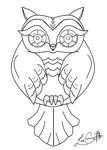 Owl-Design by Tetra-Triforce