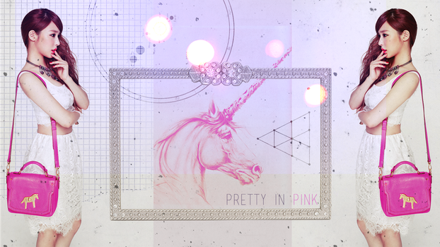 pretty in pink by glory-glory-Unicorn