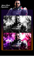 Mass Effect 3 by FFLT