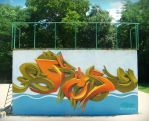 Summertime by szc