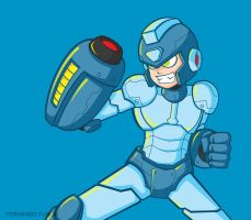 Rockman Tribute by FerTunon