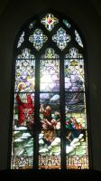 Denver Cathedral Window 27 by Falln-Stock