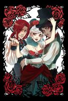 Blood and Roses by Moemai