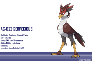 Serpecidus by phoenixsong