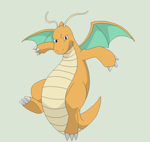 Pokemon Base 101~Dragonite 2~ by Xbox-DS-Gameboy