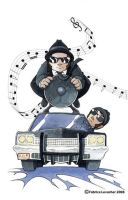Blues-Brothers by pollux1999
