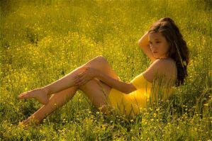 Field of Yellow by nikongriffin