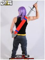 Trunks DEL futuro by lordproject