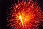 Independence Day - fireworks by Kobb