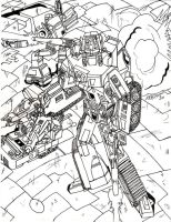 Hardhead Poster Inks by RepairBay