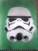 stormtrooper by neilnorg