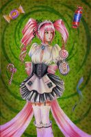 Candy Girl by BlackMageAlodia