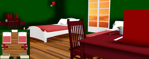 [MMD] Double Room + DL! by 0Lyra