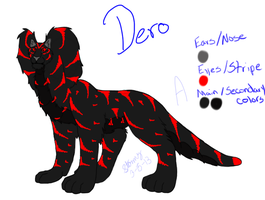 Dero Ref by Darkblaze3