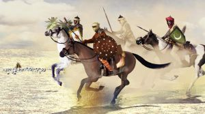 Mameluks, Desert Warriors by caastel