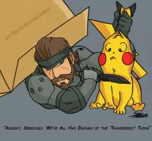 Snake Has Had Enough by thethrash87