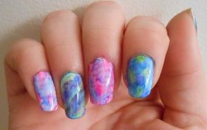 Sharpie Marble by Boo-tastic