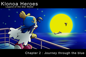 KH : Journey through the blue by McKimson