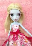 Miss Candy (OOAK Abbey Bominable doll) by Katalin89