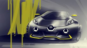 Nissan Mini Juke by roobi