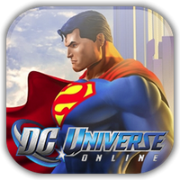DC Universe Game Icon by Wolfangraul