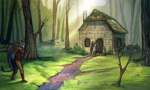 The Way Home by little-owlette
