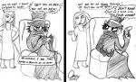 Gaming Babadook by Omny87