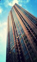 Chicago Tower by shannonbigred