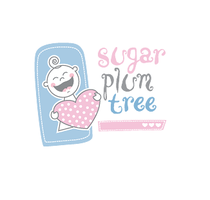 Sugar Plum Tree logo. by alex-tanya